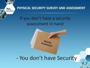 Security knowledge_Physical Security Survey And Assessment_Alwinco security risk assessment_crime prevention